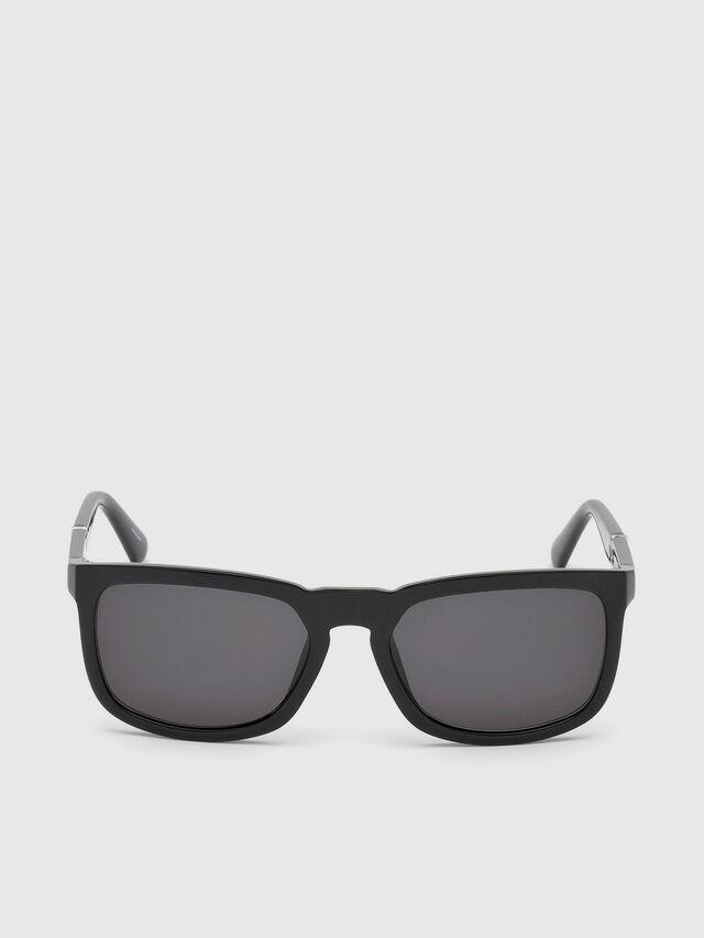 Diesel - DL0262, Black - Eyewear - Image 1