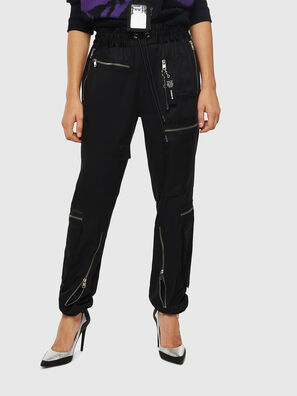 P-LEX, Black - Pants