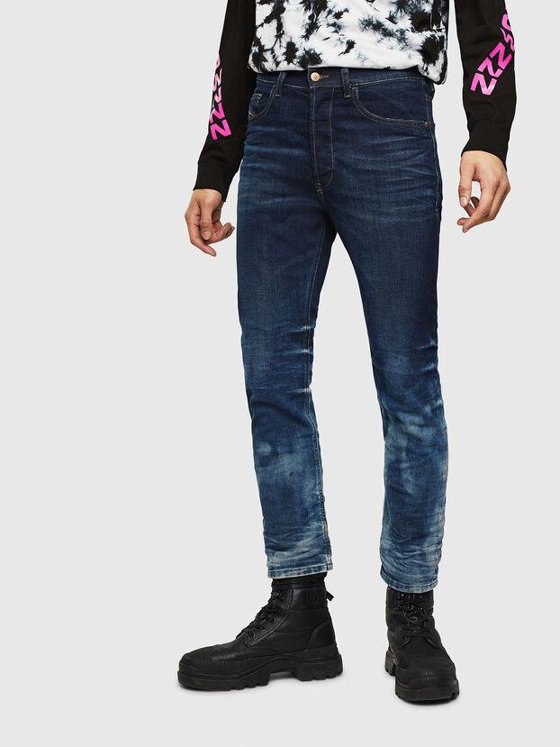 D-Eetar 0097U, Dark Blue - Jeans