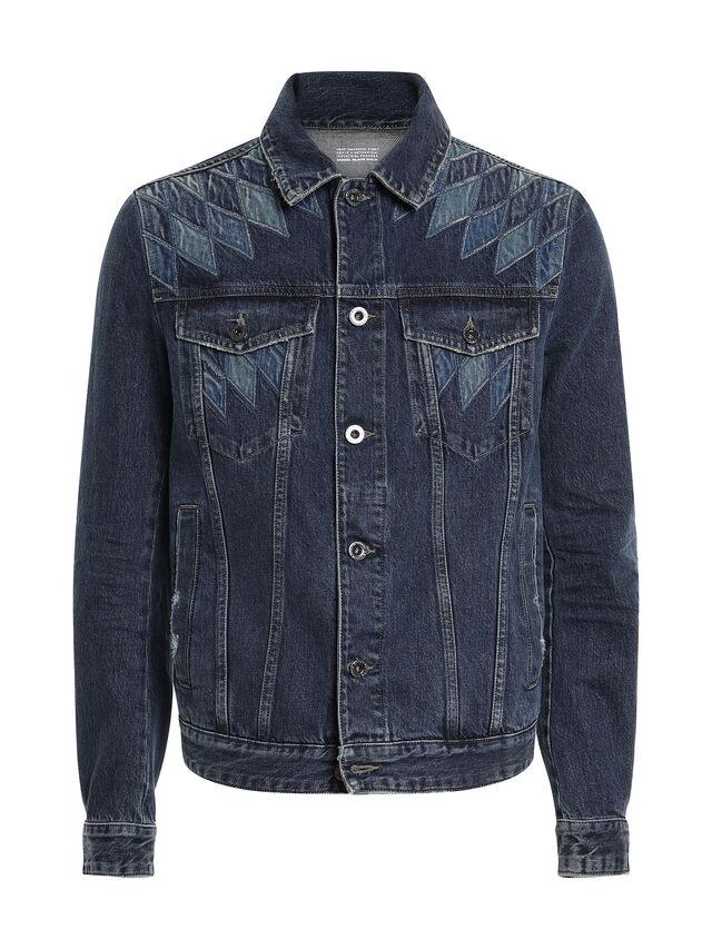 Diesel - JONDER, Blue Jeans - Jackets - Image 5
