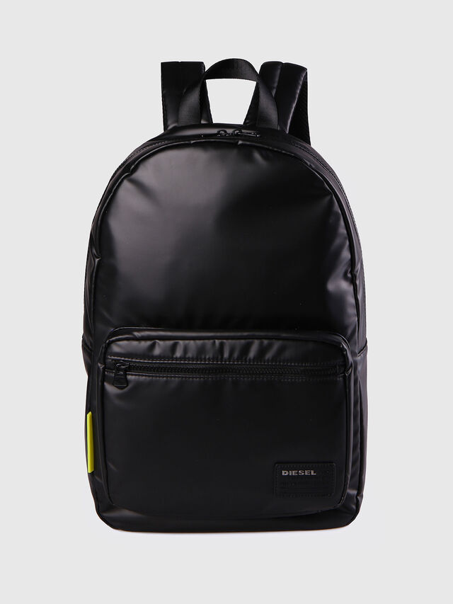 Diesel - F-DISCOVER BACK, Black - Backpacks - Image 1