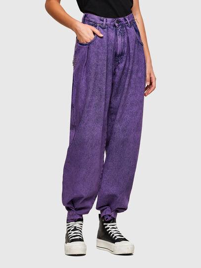 Diesel - D-Concias 009RR, Violet - Jeans - Image 1