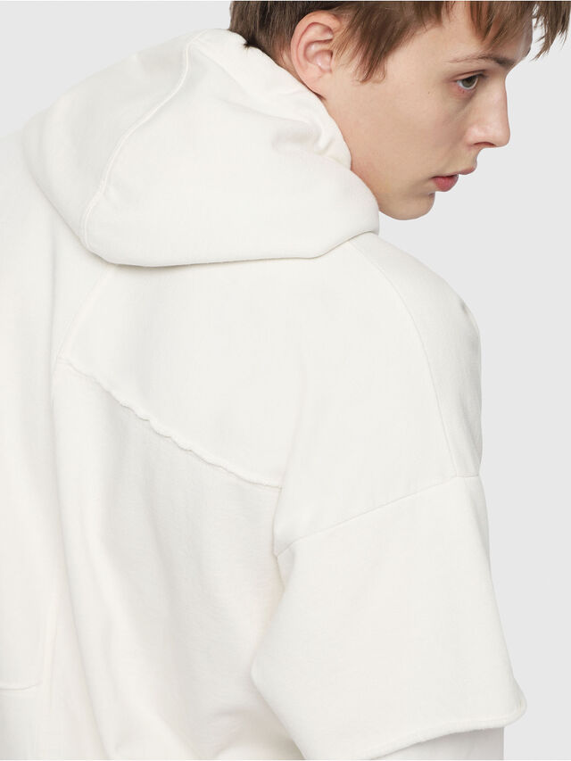 Diesel - S-TADAO, White - Sweaters - Image 4