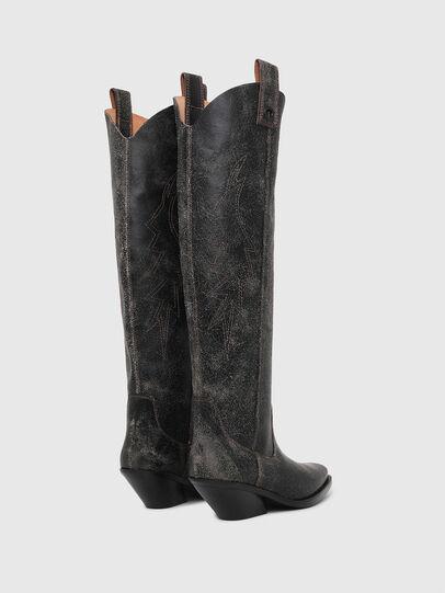 Diesel - D-GIUDECCA MHB, Black - Boots - Image 3