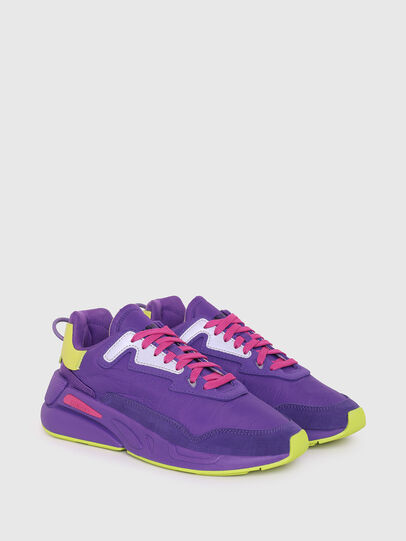 Diesel - S-SERENDIPITY LC W, Violet - Sneakers - Image 2