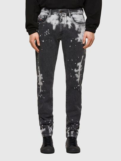 Diesel - D-Strukt 009RE, Black/Dark grey - Jeans - Image 1