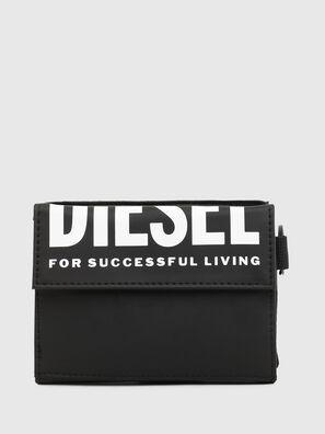 YOSHI II, Black - Small Wallets