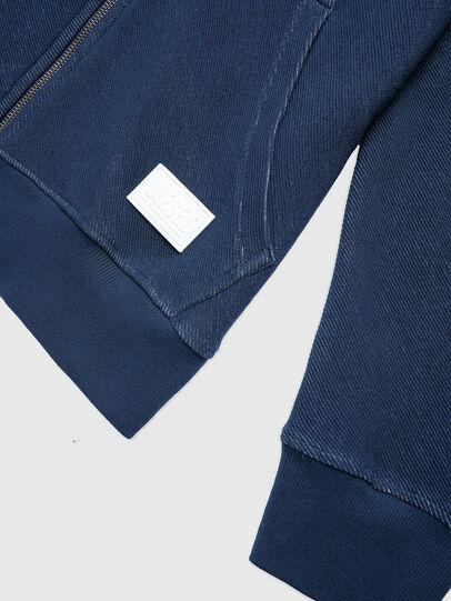 Diesel - UMLT-BRANDON-Z-DN, Blue - Sweaters - Image 4