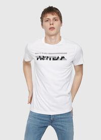 T-DIEGO-YB, White