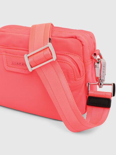 Diesel - CROSSRAMA, Orange - Crossbody Bags - Image 5