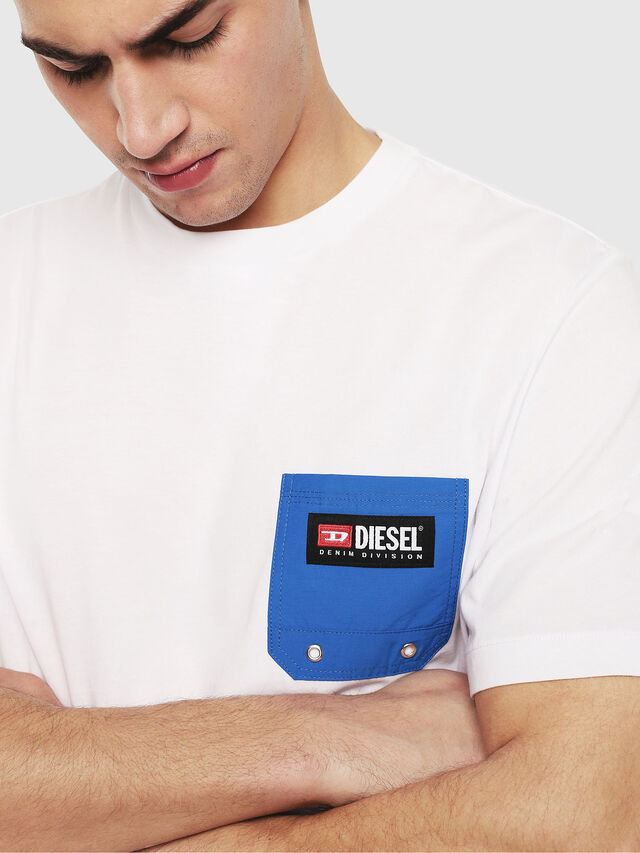Diesel - BMOWT-JUST-B, White/Blue - Out of water - Image 3