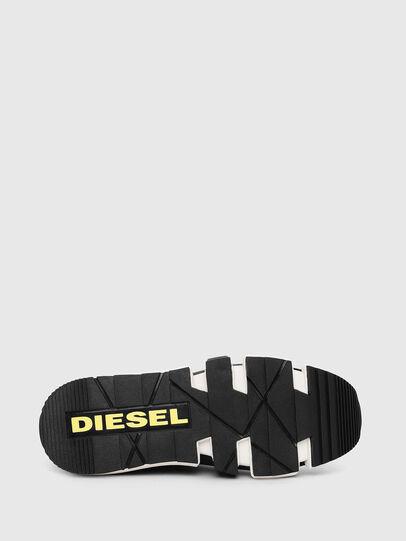Diesel - H-PADOLA HIGH SOCK, Black - Sneakers - Image 4