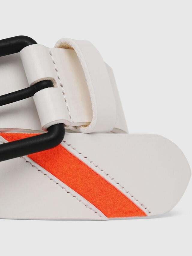 Diesel - B-LINE FLUO, White - Belts - Image 2
