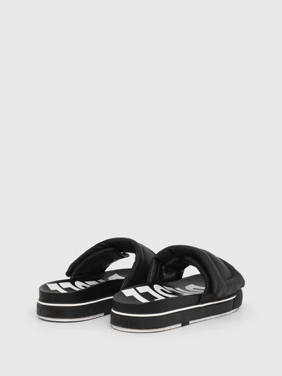 Diesel - SA-GRAND VS, Black - Sandals - Image 3