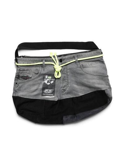 Diesel - D-ZIPHOFF, Black - Bags - Image 1