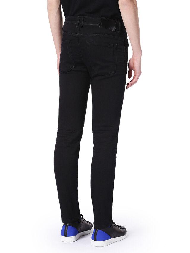 TYPE-2815, Black Jeans