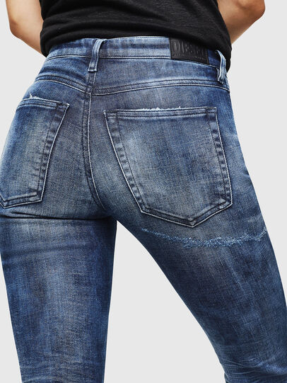 Diesel - Babhila 0096Q, Medium blue - Jeans - Image 4