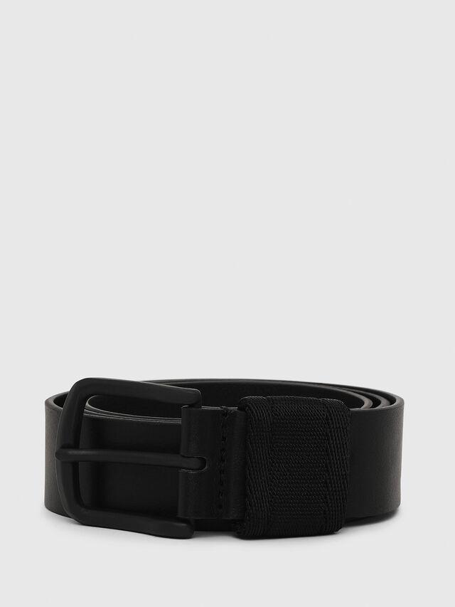 Diesel - B-GARDA, Black - Belts - Image 1