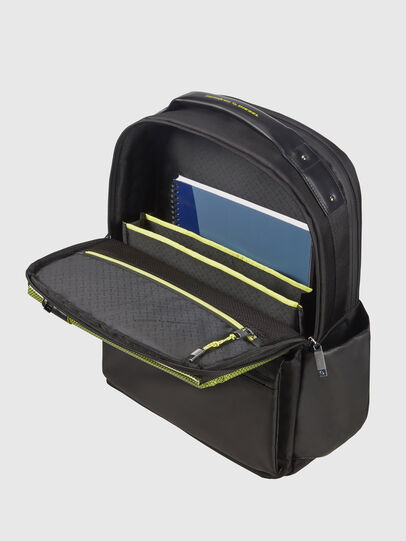 Diesel - KB1*19001 - OPENROAD, Black/Yellow - Backpacks - Image 3