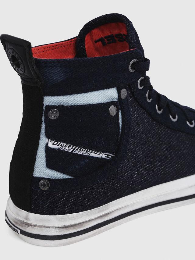 Diesel - EXPOSURE IV W, Dark Blue - Sneakers - Image 5