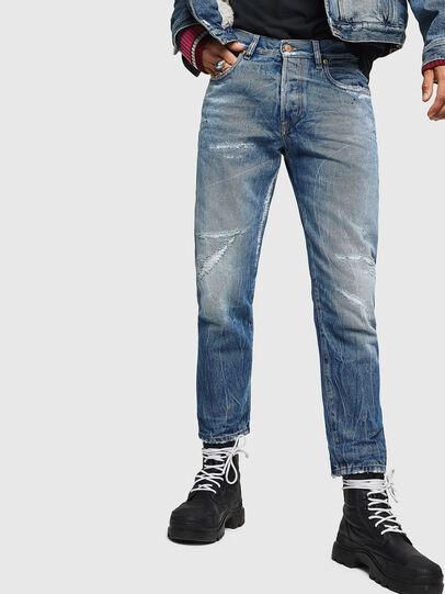 Diesel - Mharky 0078B, Light Blue - Jeans - Image 1