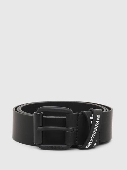Diesel - B-CROS, Black - Belts - Image 1