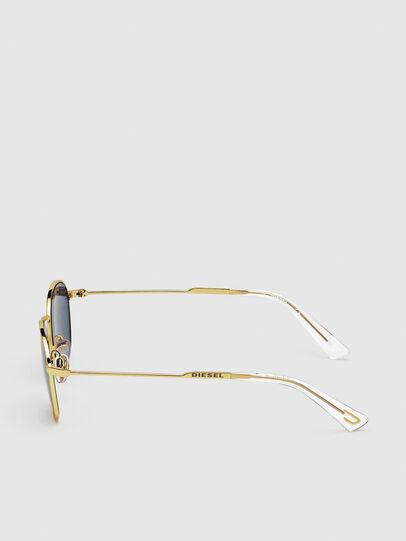 Diesel - DL0307, Gold - Sunglasses - Image 3