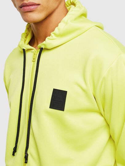 Diesel - BMOWT-GILLHOOD, Yellow Fluo - Out of water - Image 3