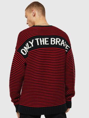 K-BALLIS, Red/Black - Knitwear