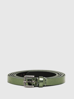 B-DWRAP, Green - Belts