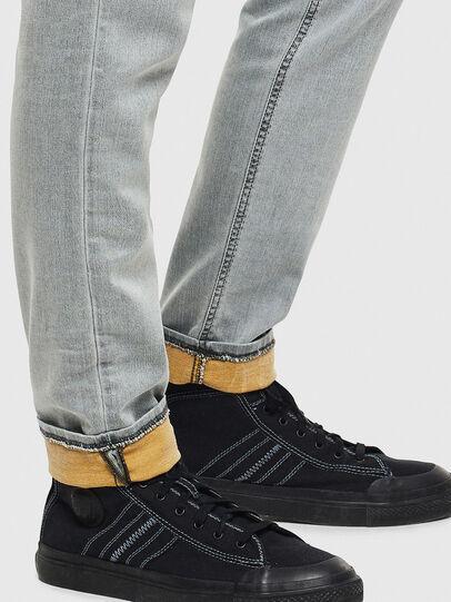 Diesel - Krooley JoggJeans 069MH, Light Blue - Jeans - Image 6