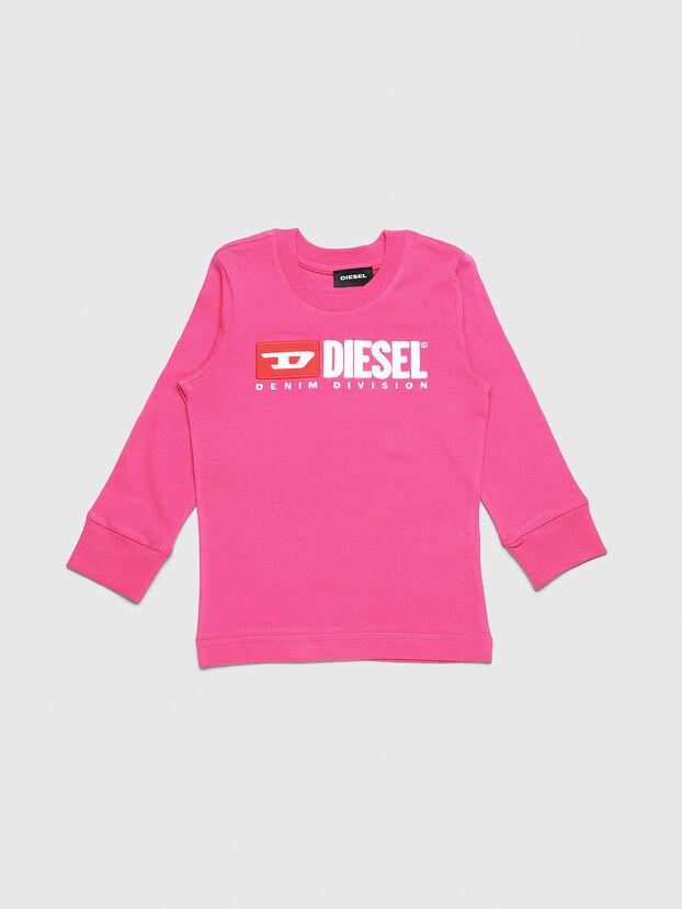 TJUSTDIVISIONB ML-R, Pink - T-shirts and Tops