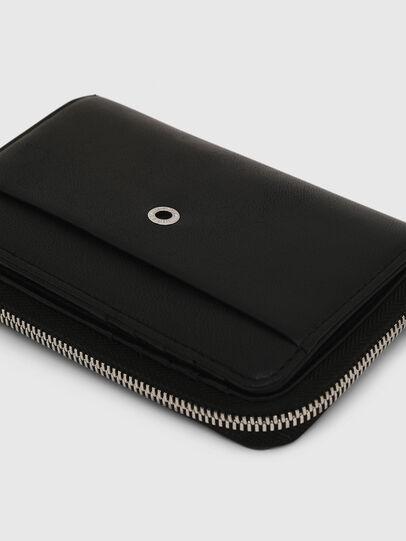 Diesel - BUSINESS II, Black - Small Wallets - Image 6