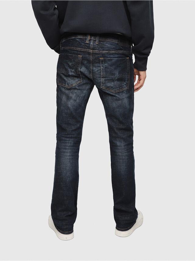 Diesel - Zatiny 087AT, Dark Blue - Jeans - Image 2