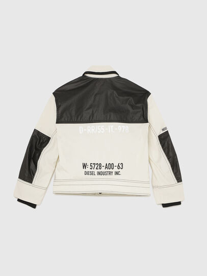 Diesel - JKENDY, White/Black - Jackets - Image 2
