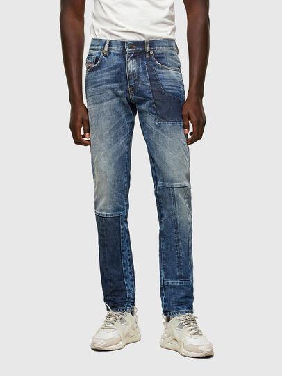 Diesel - D-Strukt 009NI, Medium blue - Jeans - Image 1