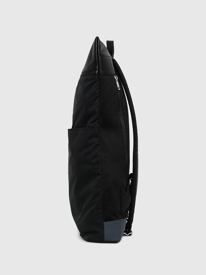 Diesel - L-TOLLE BACK, Black/Blue - Backpacks - Image 3