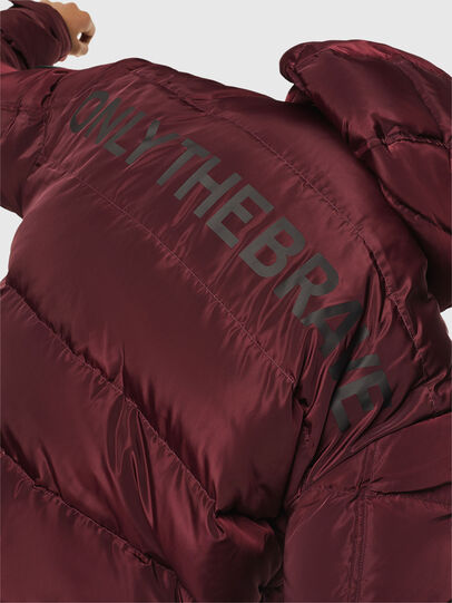 Diesel - W-SMITH-YA,  - Winter Jackets - Image 6