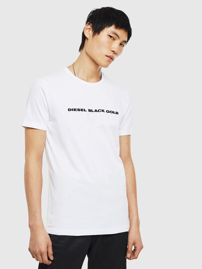 Diesel - T-TYRITE, White - T-Shirts - Image 1