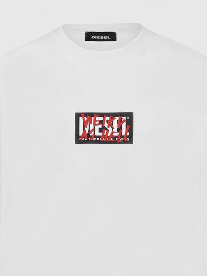 Diesel - S-GIRK-X5, White - Sweaters - Image 3