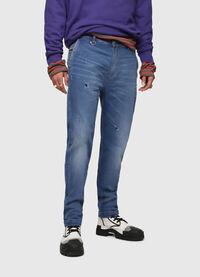 P-MADOX-DNM, Blue Jeans