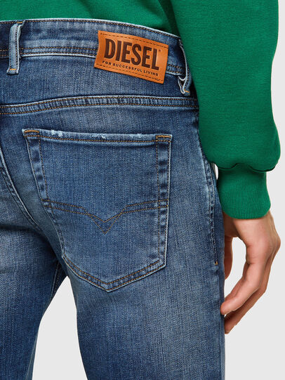 Diesel - Sleenker 009PN, Medium blue - Jeans - Image 3