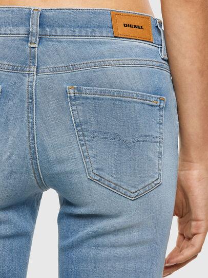 Diesel - Sandy 009CT, Light Blue - Jeans - Image 3