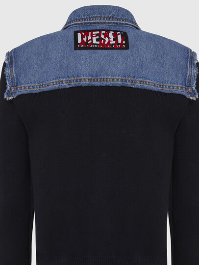 Diesel - M-ROSE, Blue/Black - Jackets - Image 5