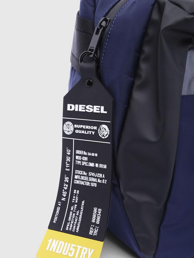 Diesel - VOLPAGO CROSSPLUS, Blue/Black - Crossbody Bags - Image 5