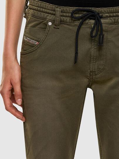 Diesel - Krailey JoggJeans 0670M, Military Green - Jeans - Image 3