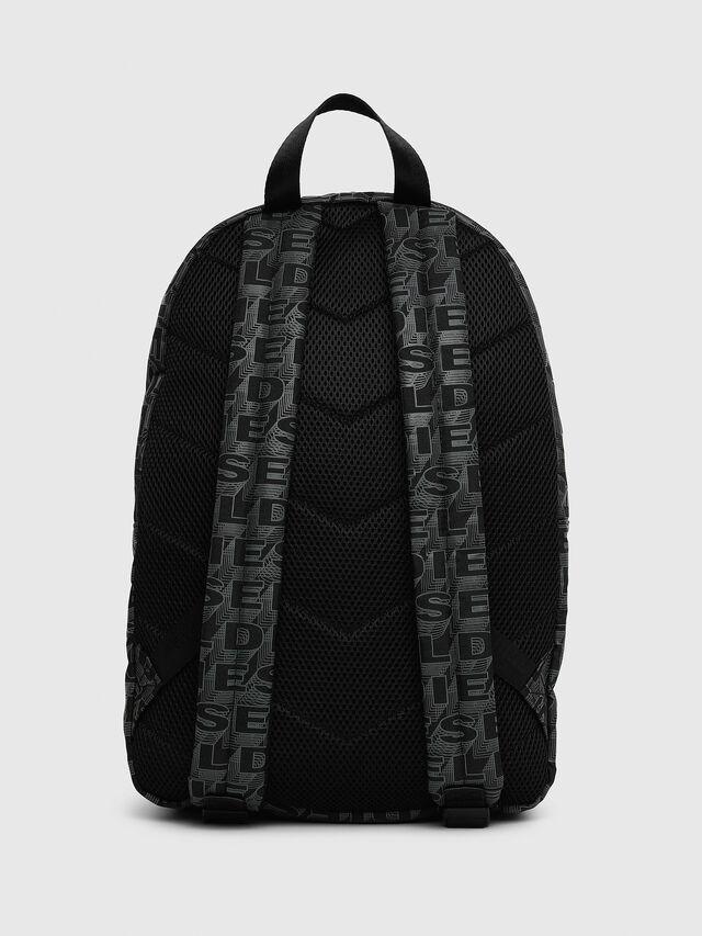 Diesel - F-DISCOVER BACK, Black/Grey - Backpacks - Image 2