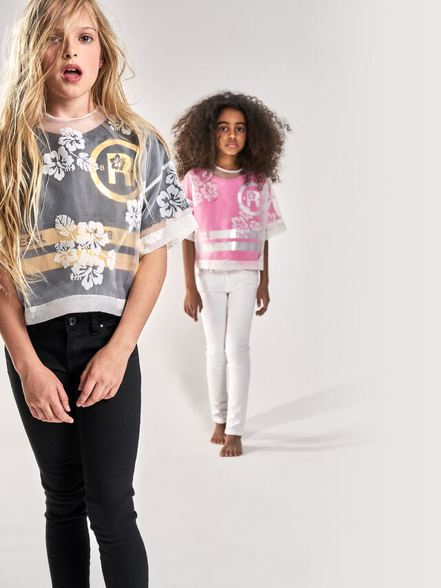 KIDS SKINZEE-LOW-J-N, Black - Jeans - Image 4