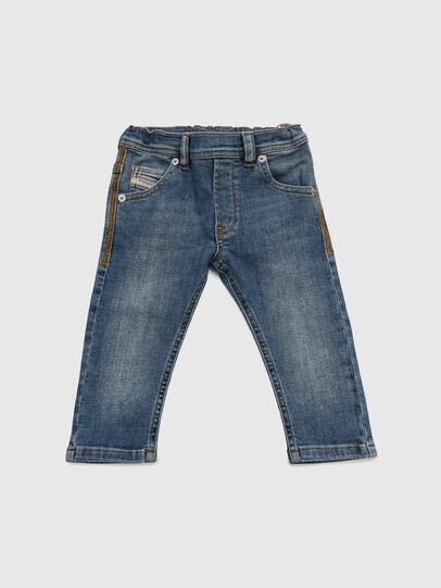 Diesel - KROOLEY-NE-B-N, Medium blue - Jeans - Image 1