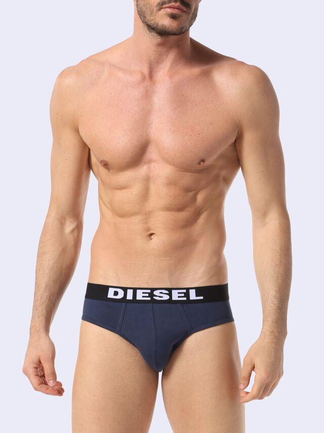Diesel - UMBR-ANDRETHREEPACK, Blue - Briefs - Image 8